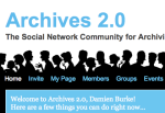 Archives 2.0